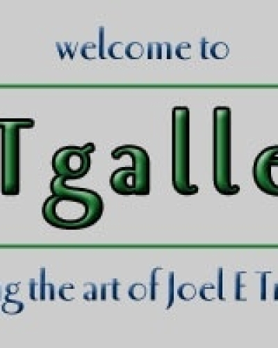 Jetgallery.com website and banner designed circa 2002
