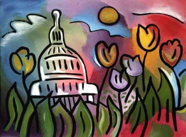 Capitol Bloom 1