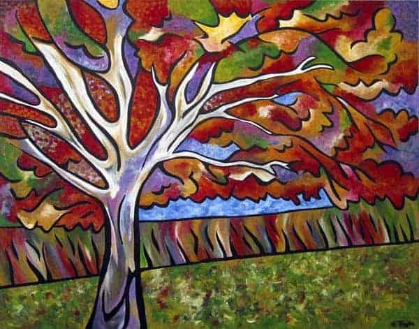Autumnal Fire 1
