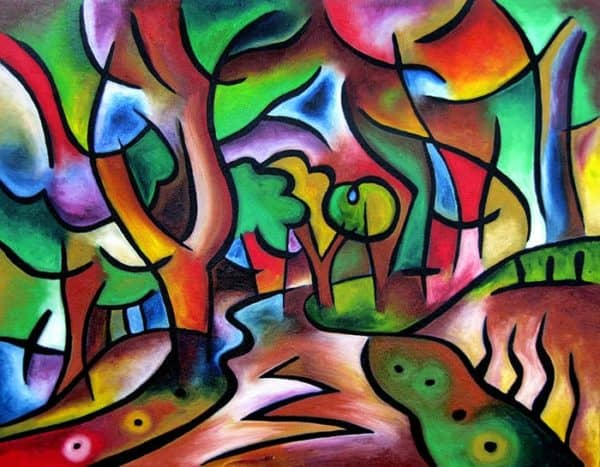 Woodland Dream 1