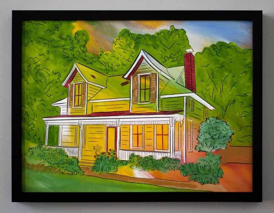 House portraits 1