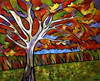 Autumnal Fire 2