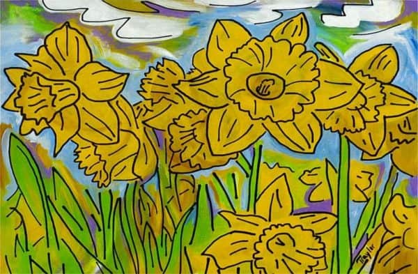 Daffies Delight 1