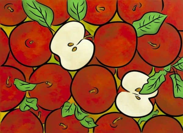Red Apples 1