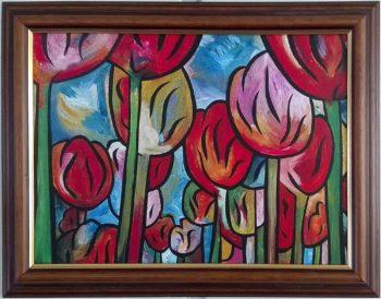Tulips Rising 2