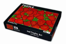 strawberries jigsaw puzzle