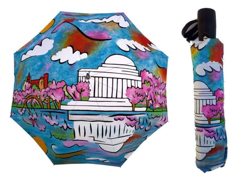 Basin Bloom Umbrella