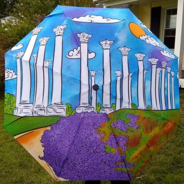 national arboretum umbrella