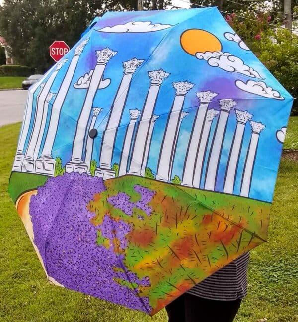 National Arboretum Umbrella 3
