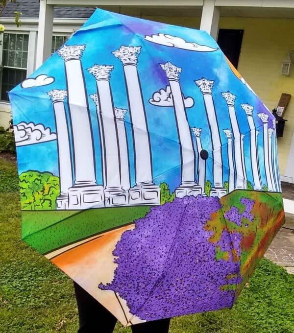 National Arboretum Umbrella 2