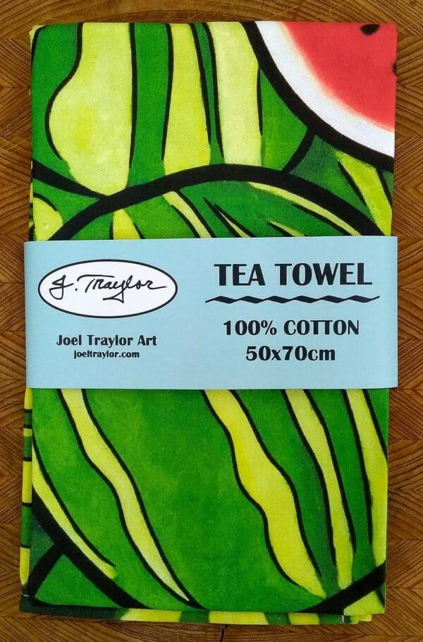 Tea Towel ~ Watermelons 1