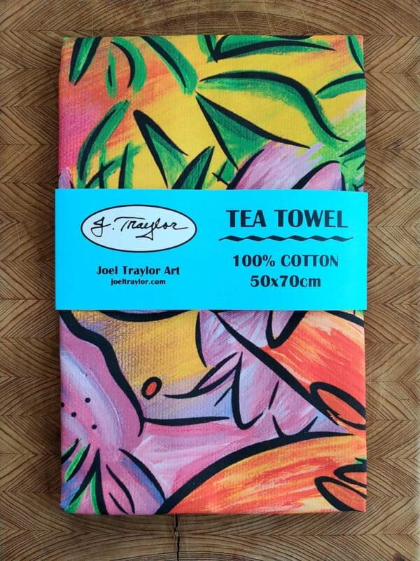 Tea Towel ~ Stargazers 3